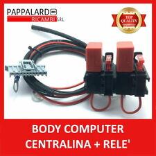 KIT CONNETTORE BODY COMPUTER COMPLETO DI CENTRALINA E RELE' FIAT PANDA ( 169 )