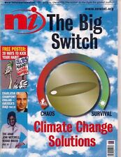 The New Internationalist-JUNE 2003-THE BIG SWITCH-CLIMATE CHANGE SOLUTIONS.