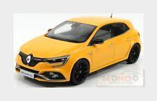Renault Megane Rs 2017 Yellow NOREV 1:18 NV185226