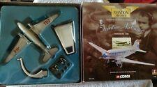 CORGI Modellino Aereo Aviazione ARCHIVIO Frontier AIRLINES KLM DOUGLAS DC3 47108