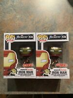 Marvel: Avengers Iron Man Funko POP! #634 - (Space) Target Exclusive. LIMITED ED