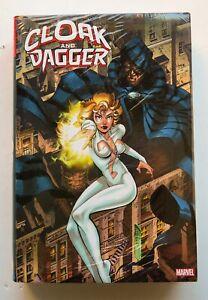 Cloak and Dagger Vol. 1 Hardcover Marvel Omnibus Graphic Novel Comic Book