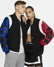 Nike Men's XS Jordan DNA Varsity Jacket AT9958-010 Size Extra Small