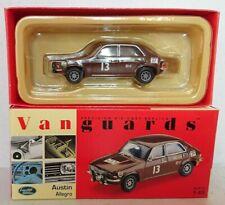 Corgi VA45002 Austin Allegro Works Rally Car Ltd Edition No 0004 of 4000