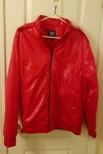 Men's South Pole Collection Red Jacket Coat Large