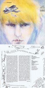 """Harry Nilsson """"Aerial ballet"""" 3. Werk! Von 1968! Mit 3 Bonustracks! Neue CD!"""
