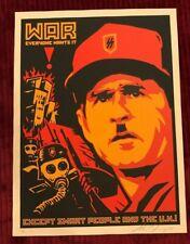 Fear Bush 03 Fairey - U.N.