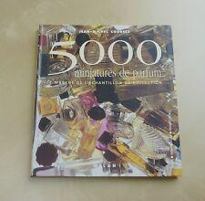 """New listing Jean-Michel Courset """"5000 Miniatures De Parfum"""" Collectible perfume miniatures"""