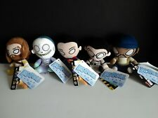 Funko Mopeez: NBC Barrel Walking Dead Aquaman Superman Ghostbusters Plush Lot 5