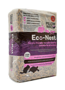 Large Bio Eco-nest 3.2kg Small Animal Bedding Absorbent Dust Free