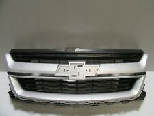 2015 2016 2017 2018 2019 Chevy Colorado Front Center Grille Oem 22308153