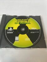 Nuclear Strike (Sony Playstation 1 ps1)