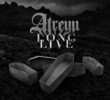 Atreyu Long Live LP (Black/White Vinyl) - BRAND NEW SEALED (Tour Exclusive)