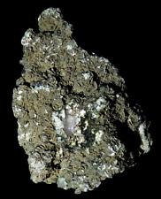 Arsenopirita Cuarzo - Arsenopyrite Quartz -Panasqueira, Portugal - Mineraux C8