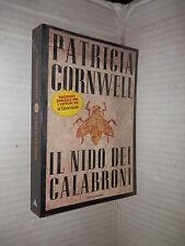 IL NIDO DEI CALABRONI Patricia Cornwell Anna Rusconi Mondadori Bestsellers 1997