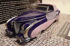 Cadillac Series 62 * Saoutchik Cabriolet * 1948 * 1:43 Minichamps 437148460