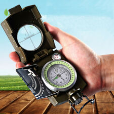 Professional Pocket Military Army Geology Compass for Outdoor Hiking Hot Sale