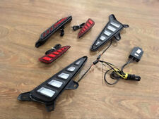 Whole Kit LED Lamps Fog Driving Stop Brake Light 5pcs For Toyota C-HR 2016-2018