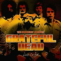 GRATEFUL DEAD - LIVE ON AIR/THE BROADCAST ARCHIVES   CD NEW+