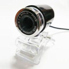 360°Adjustable USB HD Webcam Web Cam Camera with MIC for Computer Laptop Desktop