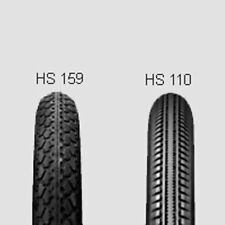 Schwalbe 18x1.3/8 Hs110 37-400 Tyre Black With White Wall