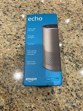 New - Echo (2nd Generation) - Smart speaker with Alexa    Never Opened!!!