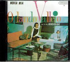Orlando Vallejo con la Orquesta Riverside  BRAND  NEW SEALED CD
