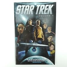 Star Trek Vol 1 Volume 1 IDW Publishing TPB Trade Paperback TP Comic Book 2012