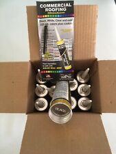 Solar Seal 900 12 Tubes Of Black 900 Adhesive Sealant Caulk 905