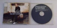 Single CD Ronan Keating - If tomorrow never comes 3.Tracks 2002 + Interview