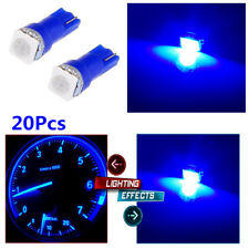 20X T5 5050 LED Car Light Bulb Dashboards Indicator Bulbs For T5 Wedge Type 1SMD