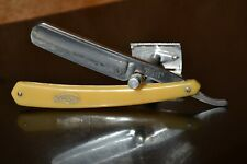 Coupe Choux WELCOME THIERS  shave Ready Straight Razor Rasermiessier Navaja