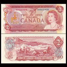 Canada 2 Dollars, 1974, P-86, UNC