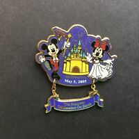 WDW Happiest Celebration On Earth Mickey & Minnie Mouse Disney Pin 38301