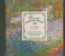 Music CD Vintage Vineyard Music Glory