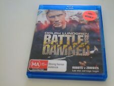 Battle Of The Damned - Ex-Rental Blu Ray **Free Postage** (Dolph Lundgren)