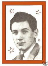 Rock Hudson  Scarce High School Yearbook Card