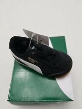 PUMA Roma Basic Black White Toddler Kids Sneakers Tennis Shoes 359842 21 Size 4c