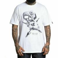 Sullen Art Collective Inked Caps Mens T-Shirt MMA UFC Tattoo Clothing