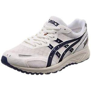ASICS Running Marathon Shoes SKYSENSOR JAPAN TJR071 White Blue US9.5(27.5cm)