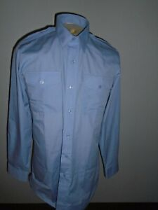 RAF MENS EXTRA LONG SLEEVE SHIRT VARIOUS SIZES GENUINE ISSUE NEW