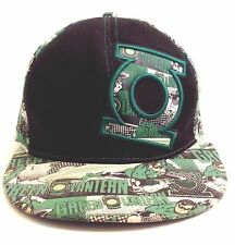 Green Lantern DC Comics Originals Cap Fitted Size 7 1/4 Hat Flat Bill
