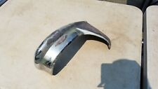 1955 Chevy Rear Bumper Accessory Guard Curved End Passenger Side