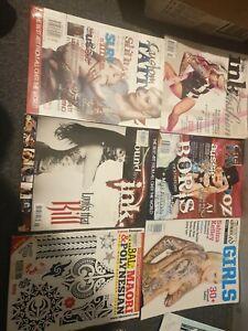 Tattoo Venus star  Magazines.