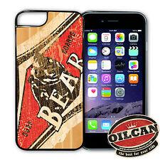 Bear tablas de surf Vintage Surf Apple Iphone 6 compatible cubierta por aceite