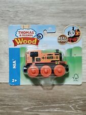 Thomas And Friends Wood Nia from The World's Largest Collection wooden sealed