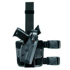 Black H&K MK23 (5.87 bbl) Right Double 6004 Sls Tactical Holster - 6004-94-121