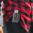 Clip  Carry Kydex Sheath Holder Cover for LEATHERMAN FREE P4 MultiTool USA Made