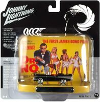 James Bond Dr No Chevy Bel Air,Scale 1:64 by Johnny Lightning