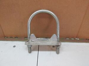 """Lot of 5 Appleton PC-250RA 2-1/2"""" Inch Right Angle PC Type Clamp"""